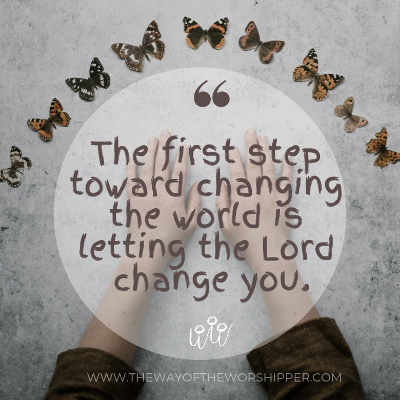 lord change you