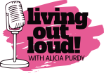 living out loud LOGO